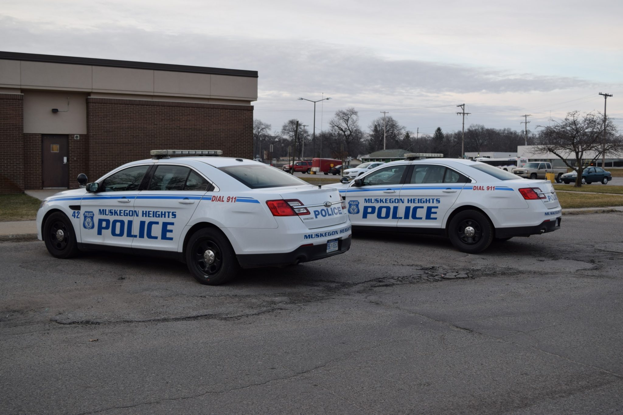 Muskegon City Police Department