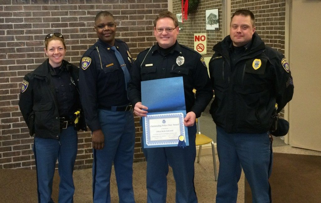Award Winning Police Force